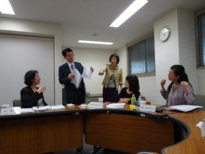 日紹連の共済委員会開催