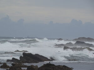 さざ波とは認識が甘い